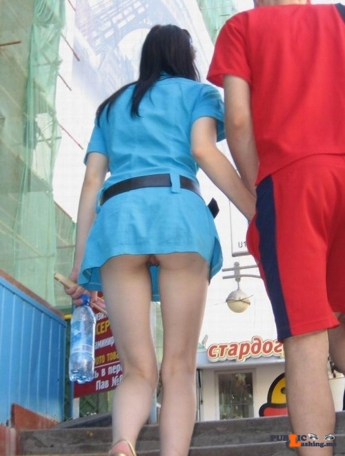 snakec28: Oops? flashing in public picture