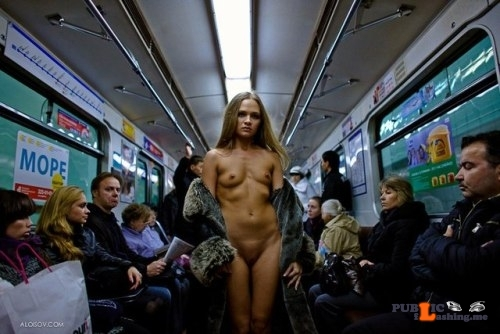 Public nudity photo sexonmasstransit: polki2: https://vk.com/aloisov . Follow me…