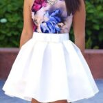 No panties hottysjourney: Birthday party.. in flower dress.. and pantyless pantiesless
