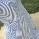 No panties sexybythesea: My day out 😉 pantiesless