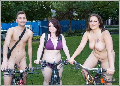 Public nudity photo nip4all2see:WNBR Fun Follow me for more public exhibitionists:…