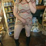 No panties anneandjames2: You guys seem to like me flashing my bits….. pantiesless