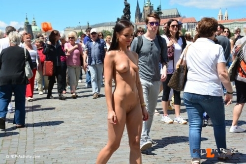 Public nudity photo daican-2:Mildly Embarrassed Follow me for more public…