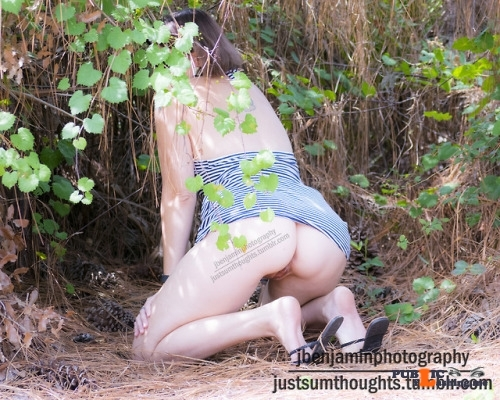 No panties justsumthoughts: more from the archives…flashing fun off the… pantiesless
