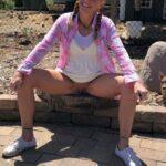 No panties randy68: Spring cleaning pantiesless