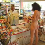 Public nudity photo daican-2:Convenience Store Follow me for more public…