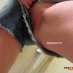 No panties jennyjenny7: thank fuck the sun is out :) a x pantiesless