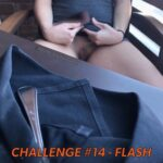 No panties youngnfuncouple: CHALLENGE #14 – FLASH YOUR PUSSY WHILE EATING… pantiesless