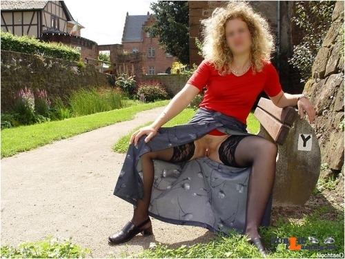 No panties alistergee: Nichts zu verstecken 😘🌞 pantiesless