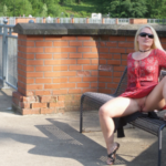 No panties mastersbuttcat: a walk in the woods and across a dam. public… pantiesless