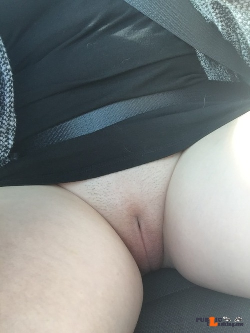 No panties sirandhisplaything: On my way home… Commando car ride pantiesless