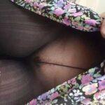 No panties Photo pantiesless