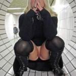 No panties mastersbuttcat: justbuttcat:my first public no-panty-pic ever…. pantiesless