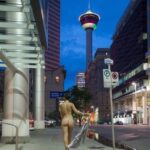 Public nudity photo hiden8kd:I have stripped on the way home from the bar so many…