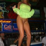 Public nudity photo happyembarrassedbabes:On the bar by programmesupervisor Follow…