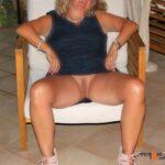 No panties itsrockhard: another upskirt pic pantiesless