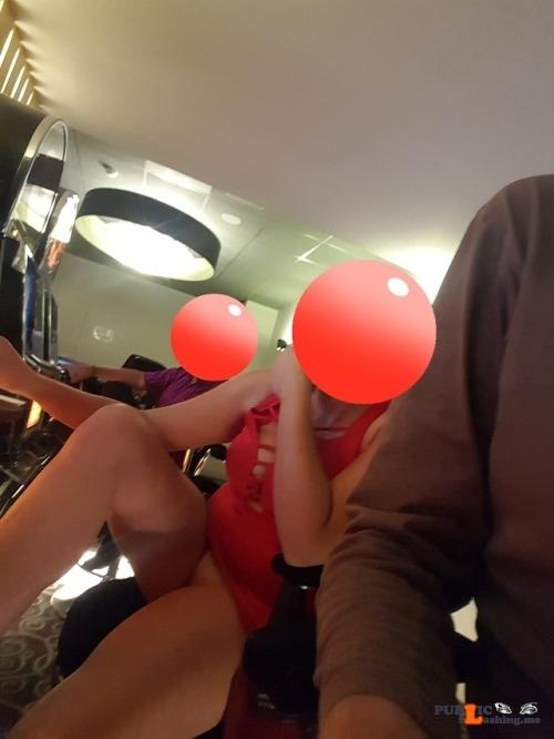 No panties witten48: do you like it ?? vous aimers ? pantiesless