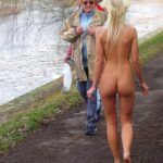 Public nudity photo cfnf-clothed-female-naked-female: public-nude-sister: More…