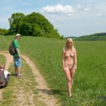 Public nudity photo omg-l00k-at-me:Terry from Prague. Follow me for more public…