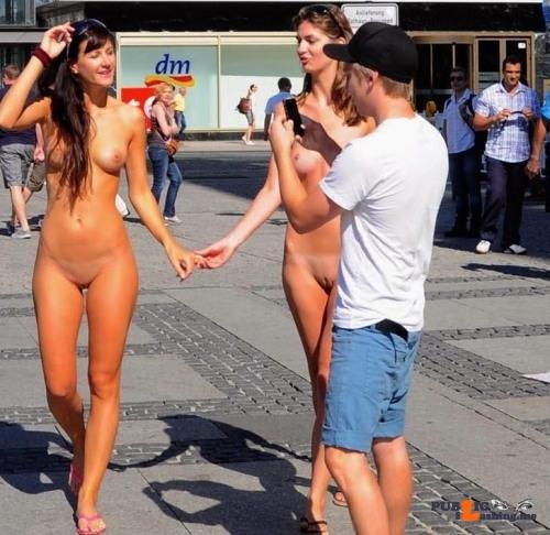 Public nudity photo cfnf-clothed-female-naked-female: yummyyuck: Nikola H/Lauren…