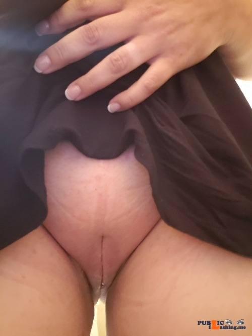 No panties voodoopussy1000: Little work time play time. DO NOT REMOVE… pantiesless