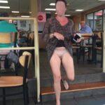No panties lalamelange: Happy Friday y'all pantiesless