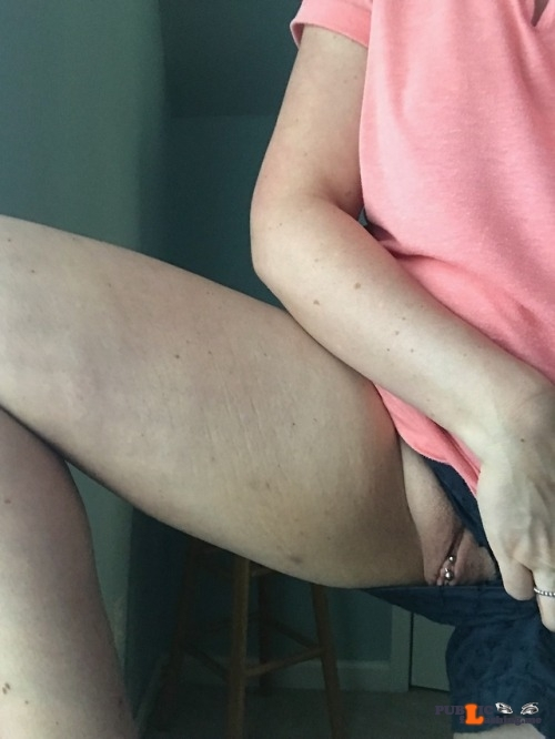 No panties sthrngent17: The neighbor was mowing his yard today, she sent… pantiesless