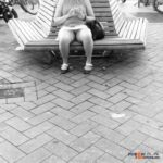 No panties Pantyless vacation, a break from the city-walk. Every day is… pantiesless