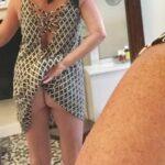 No panties lalamelange: Last night's outfit pantiesless