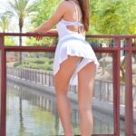 FTV Babes upskirt Supercute Paige is out in public with the perfect outfit for…
