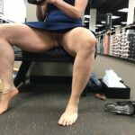 No panties objectsofyourdesire: Shoe shopping. See anything you… pantiesless