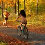 Public nudity photo charleshollander:Recently when jogging … Follow me for more…