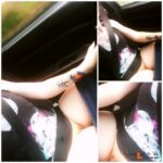 No panties sassunshine: Made this little traveling collage the other day…. pantiesless