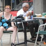 Exposed in public Photo