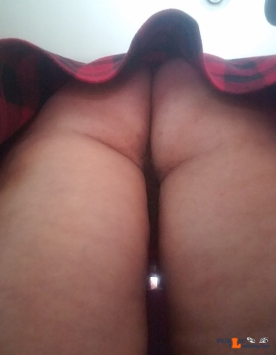 No panties hotmommys-blog: Daddy says my skirt is just the right lenght. pantiesless