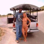 Public flashing photo nakedgirlsdoingstuff:Caribbean holiday dare.