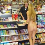 Public nudity photo p-s-s:Slut Walking – embarrassed but obediant Follow me for more…