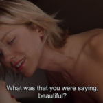 No panties trash-rules: Mulholland Drive (2001) Going to watch this… pantiesless
