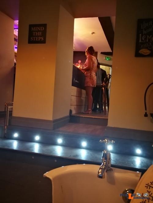 No panties richaz69: No knickers, around Norwich pantiesless