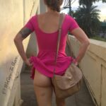 No panties wecaretoshare: You should always pay attention when out, you… pantiesless