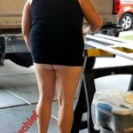 No panties Sometimes #mischief knows painting is more fun without… pantiesless