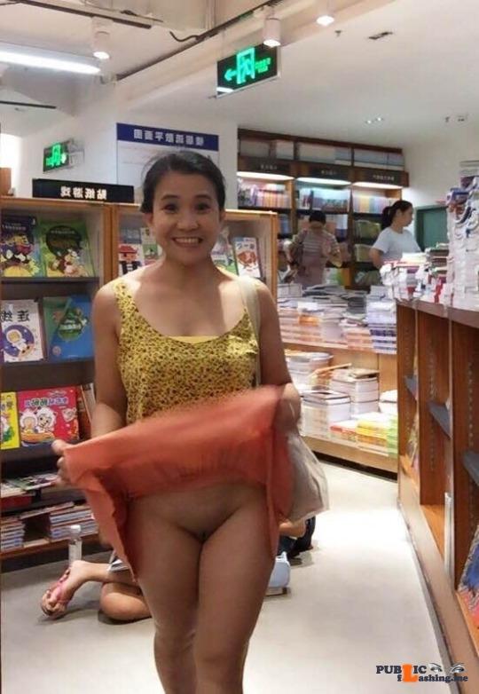 "Public Flashing Photo Feed : No panties lbfm-naughty: …."" I honestly want to read books ? ??? ""…. pantiesless"