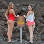 FTV Babes upskirt FTV Girls get cheeky along a public trail. Check out the rest of…
