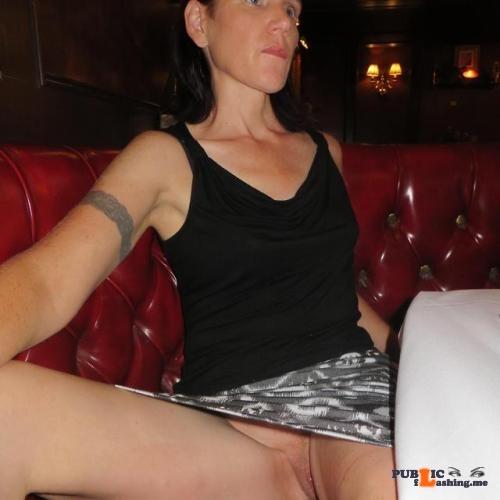 Public Flashing Photo Feed : No panties Happy commando Friday everyone pantiesless