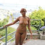 Public nudity photo colorsofanudist:Take it to the streets nudist! Get Naked Follow…