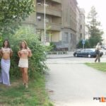 Public nudity photo hot-public-flashing: 🔥 Follow me for more public exhibitionists:…