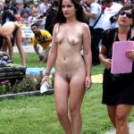 Public nudity photo on-display-for-all-to-see:Will you marry me, Tilly? Follow me…
