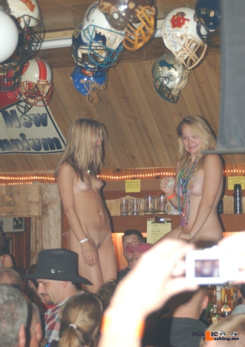 Public Flashing Photo Feed : Public nudity photo drunkhotties-having-fun:Drunk Hotties Having Fun -…