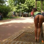 Public nudity photo flashingcollection:More Naked Girls -…
