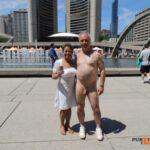 Public nudity photo Photo